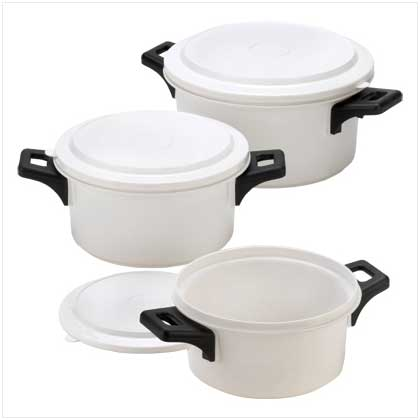 Kitchen Microwave Cookware Sets
